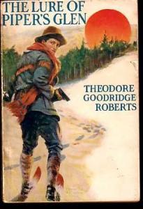 LURE OF PIPER'S GLEN-SHORT STORIES DIME NOVEL-1922 VG