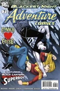 Adventure Comics (2009 series) #510, NM- (Stock photo)