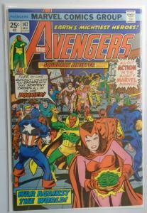 Avengers (1st Series) #147, 6.0/FN (1976)