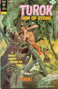 Turok, Son of Stone #109 FN; Gold Key | save on shipping - details inside