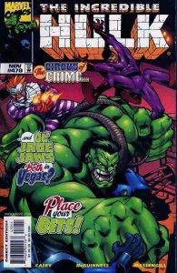 INCREDIBLE HULK (1962 Marvel Comics) #470 NM-