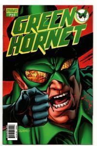 Green Hornet #21 Brian Denham Variant (Dynamite, 2012) FN/VF