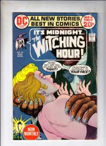 It's 12 O'Clock.. the Witching Hour #22 (Aug-72) VG/FN Mid-Grade