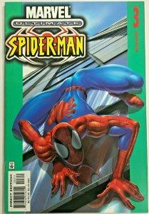ULTIMATE SPIDER-MAN#3 NM 2000 MARVEL COMICS
