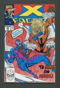 X-Factor #52  /  9.2 NM - 9.4 NM   / March 1990