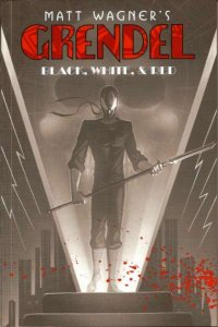 Grendel: Black White and Red Trade Paperback #1, NM + (Stock photo)