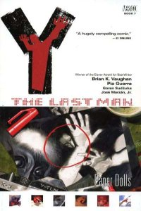 Y: The Last Man Trade Paperbacks #7, NM (Stock photo)