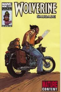 Wolverine (2003 series) Saudade #1, VF+ (Stock photo)