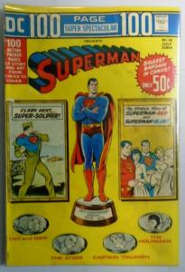DC 100 Page Super Spectacular #18, Front Cover Detached 2.0 (1973)