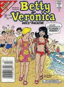Betty and Veronica Digest Magazine #113 FN; Archie | save on shipping - details