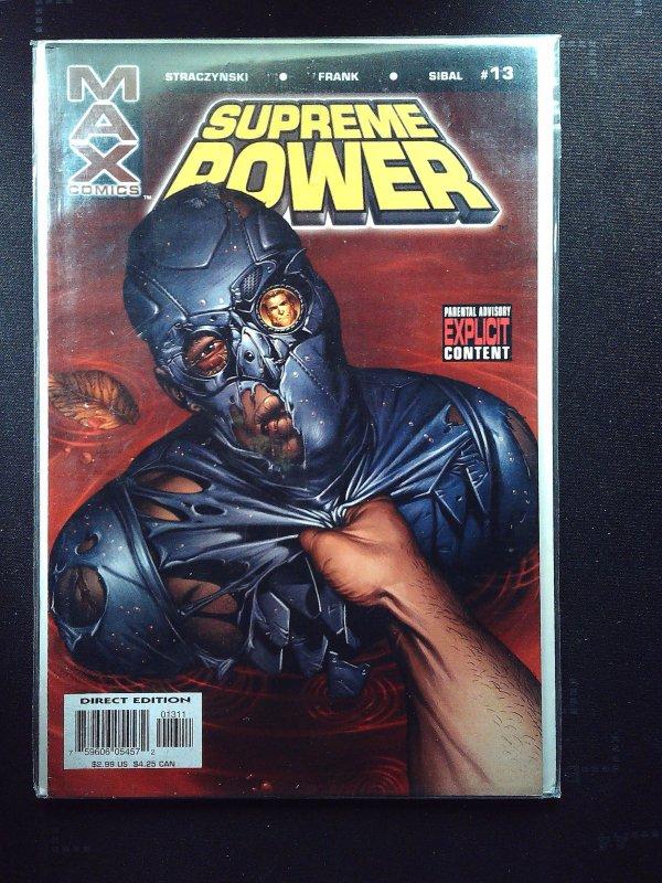 Supreme Power #13 (2004)