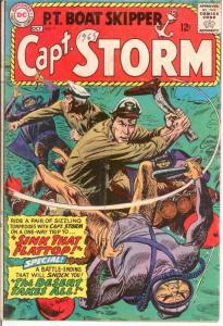 CAPTAIN STORM (1964-1967) 9 VG Oct. 1965 COMICS BOOK
