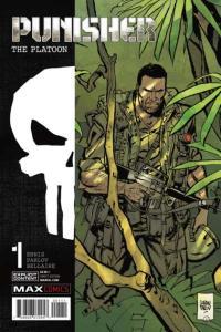 Punisher: The Platoon #1, NM- (Stock photo)