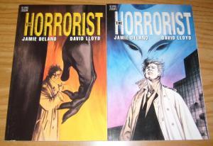 the Horrorist #1-2 VF/NM complete series - john constantine hellblazer - vertigo