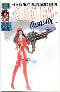 ELEKTRA ASSASSIN #1 2 3 4-8, VF/NM, 1986, 8 issues, Frank Miller, more in store
