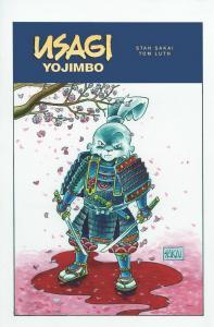 USAGI YOJIMBO (2019 IDW) #1 Cover A First Print  Stan Sakai
