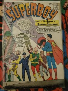Superboy #114 (1964, DC) FN/VF
