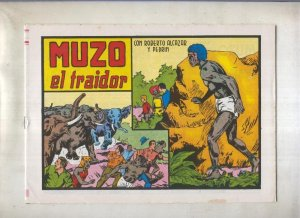 Roberto Alcazar dos en uno numero 158 (numerado 2 en trasera)