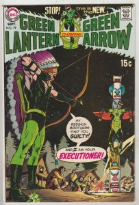 Green Lantern #76 (Apr-70) VF+ High-Grade Green Lantern, Green Arrow