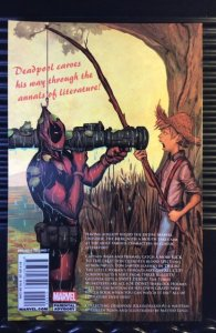 Deadpool Killustrated #1 (2013) TPB GN Collects issues 1-4