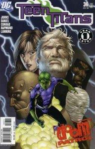 Teen Titans (2003 series) #36, NM- (Stock photo)