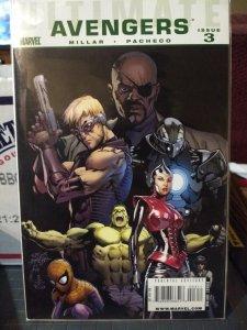 Avengers #3 NM