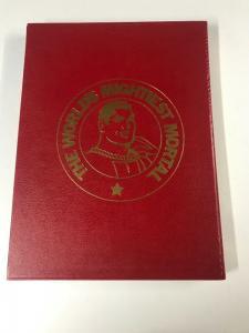 THE MONSTER SOCIETY OF EVIL DELUXE EDITION HARDCOVER SLIPCASE HC Mint Hawk Books