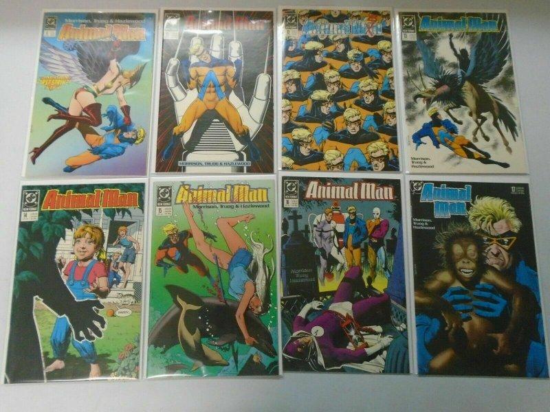 Animal Man Hi-Grade comic lot 28 different issues (1989-91) NM