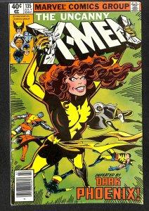 X-Men #135 VG+ 4.5 1st Full Dark Phoenix! Marvel Comics