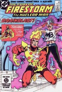 Fury of Firestorm (1982 series) #31, VF+ (Stock photo)