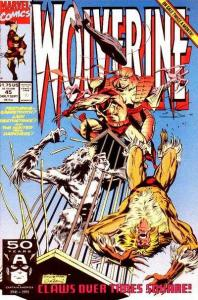 Wolverine (1988 series) #45, NM (Stock photo)