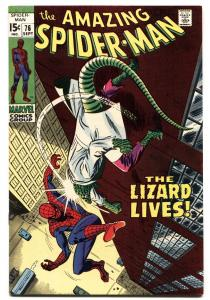 AMAZING SPIDER-MAN #76 1969- LIZARD - JOHN BUSCEMA- MARVEL COMICS- VF/NM