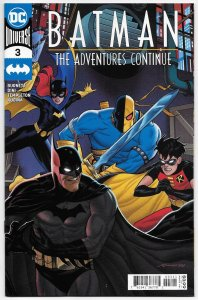 Batman Adventures Continue #3 Main Cvr (DC, 2020) NM