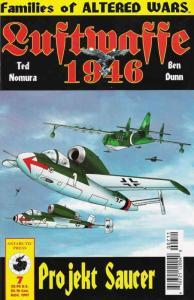 Luftwaffe: 1946 (Vol. 2) #7 VF; Antarctic | save on shipping - details inside