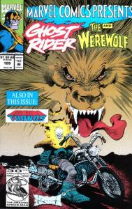 Marvel Comics Presents (1988 series) #109, NM (Stock photo)