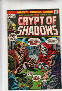 Crypt of Shadows #3 (May-73) VF/NM- High-Grade