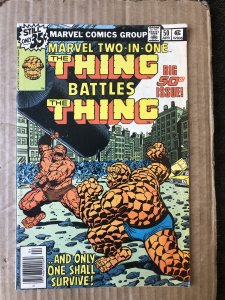 Marvel Two-in-One #50 (1979)