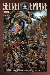 Civil War II #4 (of 8)