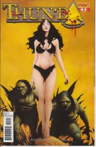 Thun'da #3 VF/NM; Dynamite | save on shipping - details inside