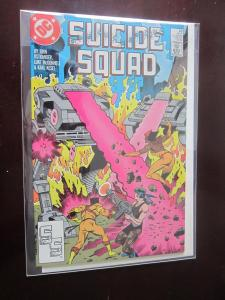 Suicide Squad #23 - 1st Series - 8.5 - 1989