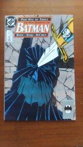 Batman #433 Part 1 of 3 The Many Deaths of the Batman. Excellent Condition
