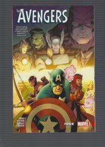 Avengers: Four #1 (2017)