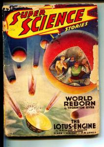Super Science Stories-Pulps-3/1940-Thornton Ayre-Harl Vincent