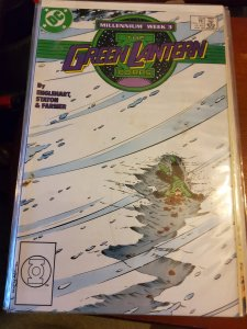 The Green Lantern Corps #220 (1988)