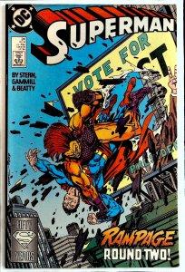 Superman  #24 (1988)