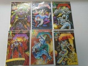Scavengers set #0-11 6.0 FN (1994 Triumphant)