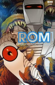 ROM (IDW) #1 VF/NM; IDW | save on shipping - details inside