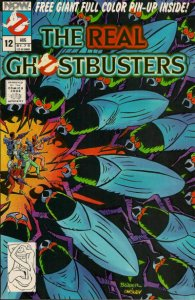 Real Ghostbusters, The (Vol. 1) #12 VF; Now | save on shipping - details inside