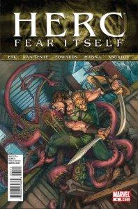 Herc #4 VF; Marvel | save on shipping - details inside