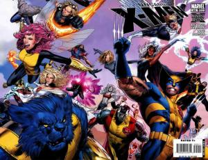 Uncanny X-Men, The #500A VF/NM; Marvel | save on shipping - details inside